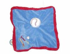 Baby Essentials Future All-Star Home Run Baseball Reversible Security Blanket