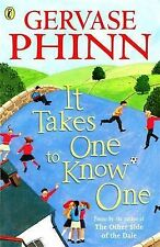 Gervase Phinn It Takes One to Know One (Puffin Poetry) Very Good Book