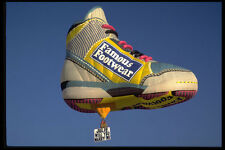 329088 Famous Footwear Flying Shoe A4 Photo Print