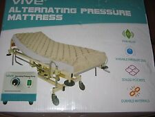 Inflatable Mattress Pad with Built In Electric Pump for Hospital Bed Comfort