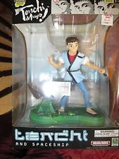 Tenchi Muyo! Masaki Spaceship Light-up Toy Figure Model Statue PIONEER EQUITY