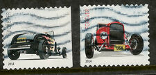 4908-9 Hot Rods Used Set Off Paper (Free shipping offer)