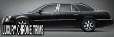 Cadillac DTS Stainless Steel Chrome Pillar Posts by Luxury Trims 2006-2012 (6pc)