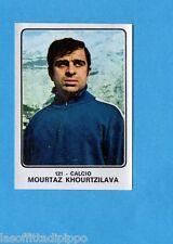 CAMPIONI dello SPORT 1973/74-Figurina n.121- KHOURTZILAVA - CALCIO -Rec