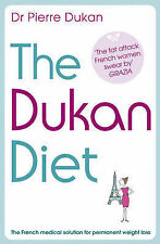 The Dukan Diet by Pierre Dukan (Paperback, 2010)