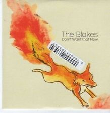 (BK850) The Blakes, Don't Want That Now - 2008 DJ CD