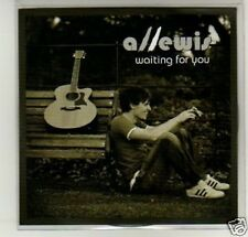 (D382) Allewis, Waiting For You - DJ CD