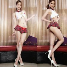 Sexy Women's Costume Cosplay French Maid Princess Outfit Fancy Dress Hot #3YE