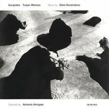 Trojan Women - E. Karaindrou (2002, CD NEUF)