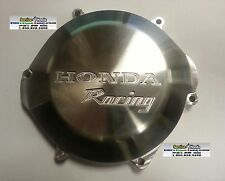 "SERVICE HONDA ""HONDA RACING"" BILLET CLUTCH COVER 1987-2001 500AF CR500 CR250"