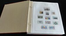 WEST GERMANY Large 1987/99 KABE Hingeless Album Used Collection(App600+)F1296