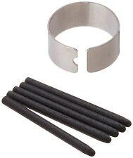 Wacom FUZ-A121 Felt Pen Nibs 5 pcs Black For Intuos3 ZP-400E / 501E