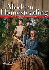 Modern Homesteading : Rediscover the American Dream by Cody And Jessica...