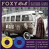 Foxy R&B - Richard Stamz Chicago Blues (CDCHD 1375)