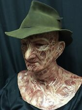 "Freddy Silicone Mask ""VS. Inferno""  krueger WFX Special!"