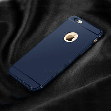 "For ""Apple iPhone 6/6S"" Candy Slim Soft Silicone Matte Back Case Cover - Blue"