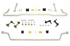 Whiteline 22mm Front & Rear Sway Bar WITH Endlinks For 08 - 14 Subaru Wrx Sti