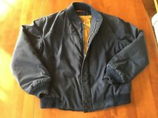 VTG The Original Varsity Bomber Jacket Coat By Catalina California USA Size 42