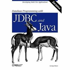 Java (o'Reilly): Database Programming with JDBC and Java by George Reese...