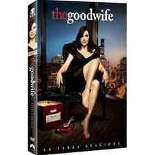 Dvd THE GOOD WIFE - Stagione Terza - 03 - (Box 6 Dischi) Serie Tv ......NUOVO