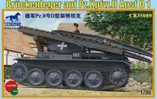 Bronco 1/35 35089 Bruckenleger auf Pz.Kpfw II Ausf D1