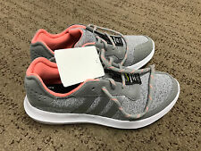 Adidas Womens Element Refresh W Shoes Lightweight size 9 silver
