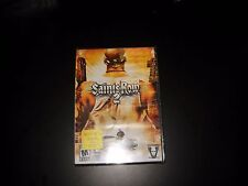 SAINTS ROW 2 PC NEW FACTORY SEALED