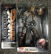 The Digger Spawn Regenerated Series 28 Action Figure McFarlane Toys NIP