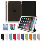 Magnetic Slim Smart Stand Cover & Back Case for iPad 4 3 2/iPad mini/iPad Air 2