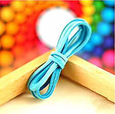 3mm Wholesale 10M Suede Leather String Jewelry Bracelet DIY Making Thread Cord