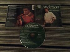 bill anderson-a lot of things different-2000 cd varese vintage