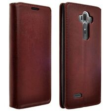 For LG G4 (2015) Cell Phone Case Hybrid PU Leather Wallet Pouch Flip Cover