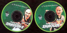 Young Hero Of Shaolin DVDs 1 & 2 Venom Mob Jade Temple Movie Kung Fu NO CASE