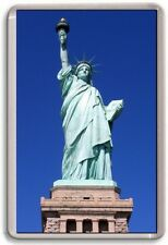 FRIDGE MAGNET - STATUE OF LIBERTY - Large Jumbo - New York USA
