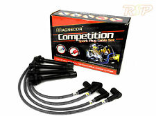 Magnecor 7mm Ignition HT Leads/wire/cable Audi 80 2.0i 8v SOHC 1991-1995 (ABT)