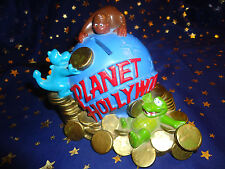 Planet Hollywood Bubba Dragon Cosmo Bear Gorilla George Plastic Bank