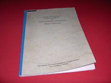 1961 PUBLIKATION PROGRAMME RECHENVORDRUCKE KONRAD ZUSE Z 11 RECHNER COMPUTER