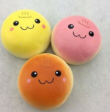1 pc Random JUMBO ONCEN BUN squishy Charms SUPER SOFT