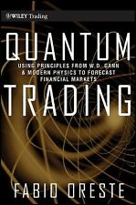Quantum Trading: Using Principles of Modern Physics to Forecast the Fi-ExLibrary