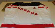 Team Canada 2015 World Juniors L Hockey Jersey IIHF 100th Anniversary White