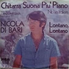 """7"""" 1972 ! NICOLA DI BARI Chitarra Suona Piu Piano /M-?"""