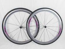 Rare Campagnolo vento 28 ruedas LRS | wheelset Road singelspeed Clincher