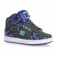 DC Shoes Rebound SE women's Grey / Purple 36 / 37 / 38 scarpa superoffer!!