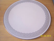 Royal Worcester China ~ ISABELLA ~ Cake Plate Stand 1982 England