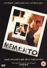MEMENTO - DVD - REGION 2 UK