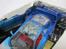 RARE 1/18 BBURAGO BURAGO FERRARI F40 AIRBRUSHED LONELY WOLF 50PCS LIMITED