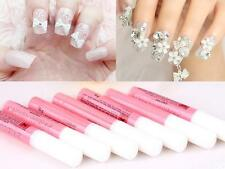 DI US 10 X 2g Mini ProfessionaL Beauty Nail False Art Decorate Tips Acrylic Glue
