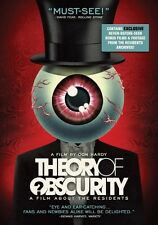 Theory Of Obscurity: A Film About The Residents (2016, DVD NEUF)