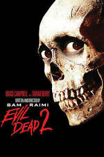 Evil Dead 2 - Bruce Campbell, Sarah Berry (DVD Movie) SEALED, NEW (GS 39-5)