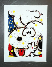 Snoopy Charlie Brown Main Squeeze Canvas Print Tom Everhart